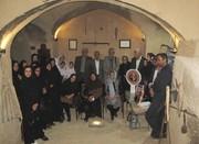 بزرگداشت حکیم ابوالقاسم فردوسی و حکیم عمر خیام در عصار خانه تاریخی فرخشهر