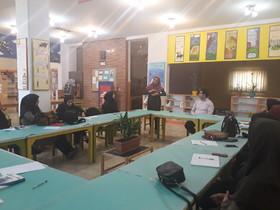 سلسله نشستهای تقویت زبان اشاره در کانون استان تهران آغاز شد