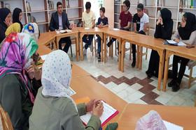 برگزاری نشست تخصصی «ایثار تا رویش» در کانون دامغان