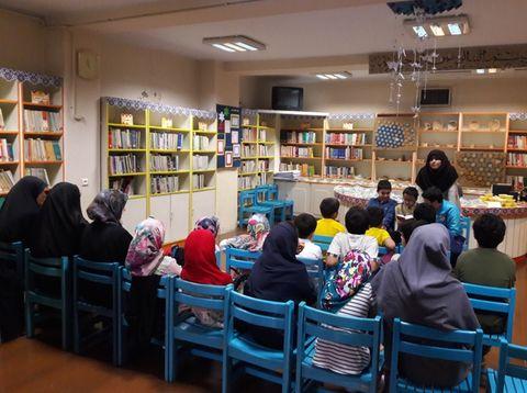 ماه مبارک رمضان در مرکز شماره 18 کانون استان تهران