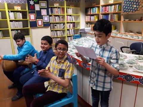 ماه مبارک رمضان در مرکز شماره 32 کانون استان تهران