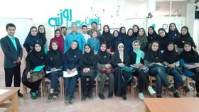 آغاز به کار اولین انجمن عکاسی نوجوانان خوزستانی در شهرستان اهواز