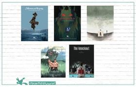 Screening Five Films by Kanoon in Zulin Check Republic Festival