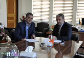 موضوع گفتگوی مدیرکل کانون و معاون سیاسی، امنیتی و اجتماعی استاندار اردبیل
