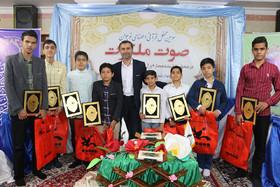 گزارش تصویری از سومین محفل قرآنی اعضای پسر نوجوان کانون پرورش فکری استان سمنان