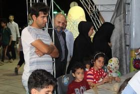 پایان کار غرفه فرهنگیهنری و ادبی کانون استان قم در نمایشگاه شبهای فیروزهای
