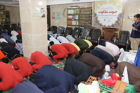 سومین محفل قرآنی صوت ملکوت در کانون سمنان