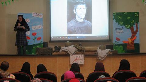 گزارش تصویری نشست نقد و بررسی کتاب«باغ زخمی»در کانون استان قزوین