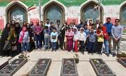 گرامیداشت سالروز آزاد سازی خرمشهر در مراکز فرهنگی و هنری کانون پرورش فکری مازندران
