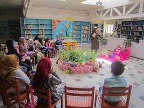 اجرای برنامه روز آزاد سازی خرمشهر و بهشتیان کوچک در مرکز شماره یک همدان