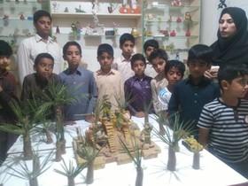 بزرگداشت حماسهی سوم خرداد در مراکز فرهنگی هنری سیستان و بلوچستان