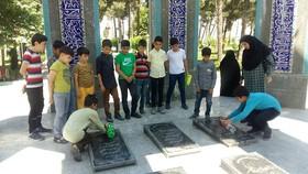 نکوداشت حماسهی سوم خرداد در مراکز فرهنگیهنری کانون گلستان