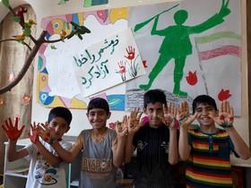 گرامیداشت سالروز حماسه سوم خرداد در مراکز فرهنگی و هنری کانون استان قزوین