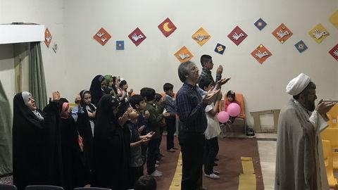 ماه مبارک رمضان در مرکز شماره 42 کانون استان تهران