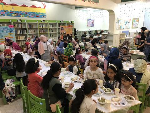 ماه مبارک رمضان در مرکز سولقان کانون استان تهران