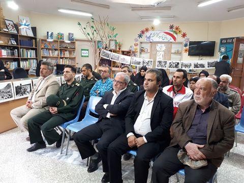 گرامیداشت حماسهی سوم خرداد در کانون سمنان