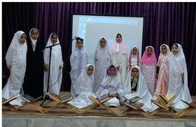 برگزاری مراسم افطاری در مرکز فرهنگی هنری کانون بستک