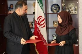 امضای تفاهمنامه همکاری میان کانون پرورش فکری و کمیته امداد امام خمینی(ره) استان گلستان