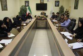 جلسه شورای فرهنگی با موضوع «ترویج فرهنگ مصرف بهینه آب »و امداد فرهنگی