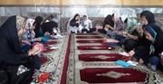 آشنایی با آیین «کیسه دوزی»در مرکز شماره سه قزوین