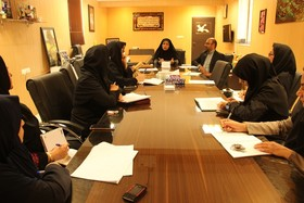 دومین جلسهی شورای فرهنگی کانون پرورش فکری سیستان و بلوچستان برگزار شد