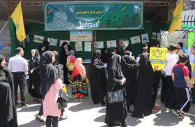 نمایش همدلی کانونیها در حمایت از ملت مظلوم فلسطین