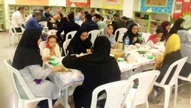 ویژهبرنامه افطار ماه مبارک رمضان در مجتمع فرهنگیهنری کانون گرگان