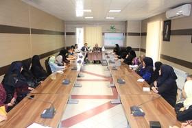 نخستین جلسه انجمن هنرهای نمایشی کانون آذربایجان شرقی