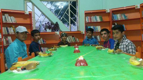 ویژه برنامههای ماه مبارک رمضان در مراکز کانون استان کرمانشاه