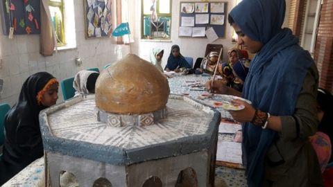 بزرگداشت روز قدس در مراکز فرهنگیهنری استان سیستان و بلوچستان