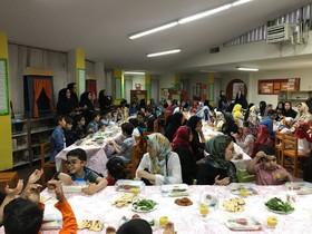 برگزاری مراسم افطار در مراکز کانون استان تهران