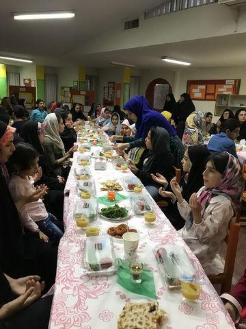 ماه مبارک رمضان در مرکز شماره 20 کانون استان تهران
