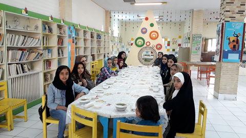 ماه مبارک رمضان در مرکز شماره 38 کانون استان تهران