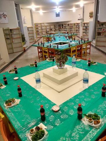 ماه مبارک رمضان در مرکز شماره 8 کانون استان تهران