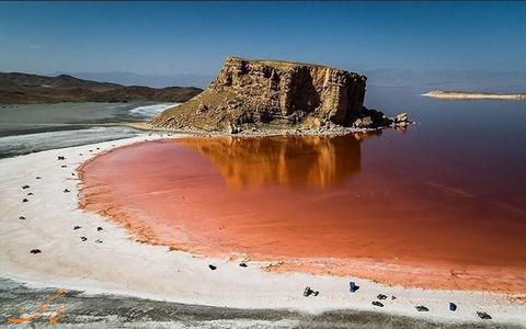 مسابقه نقاشی با موضوع: «دریاچه ارومیه پر از حیات است»