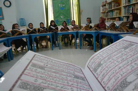 مهرواره ضیافت ماه مبارک رمضان در مراکز کانون پرورش فکری استان زنجان(قسمت دوم)