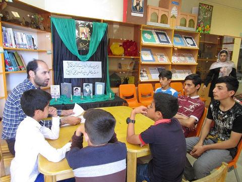 ویژهبرنامههای ارتحال حضرت امام خمینی(ره) در مراکز کانون آذربایجان شرقی