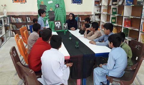 ویژهبرنامهی گرامیداشت سالروز رحلت امام خمینی(ره) در مراکز فرهنگیهنری سیستان و بلوچستان