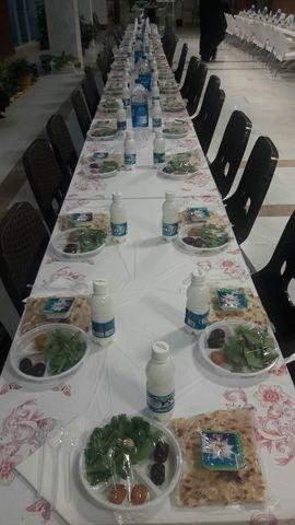 افطار مرکز 10 قم