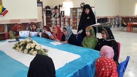 آشنایی اعضای کانون پرورش فکری سیستان و بلوچستان با راهنمایی و رانندگی و آسیبهای اجتماعی