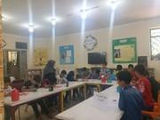 بچه های مرکز سرابله با اهمیت حفظ محیط زیست آشنا شدند