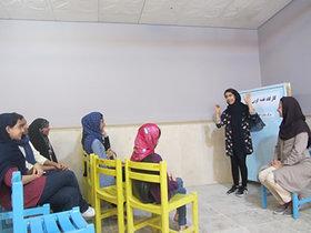 برگزاری کارگاه قصه گویی خلاق در مرکز فرهنگی هنری کانون  شماره ۲ بندرعباس