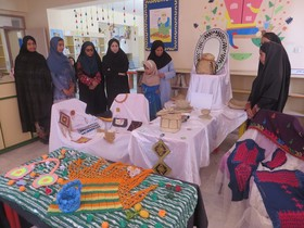 ویژهبرنامههای روز صنایع دستی در مراکز فرهنگیهنری سیستان و بلوچستان برگزارشد