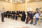 آشنایی مربیان کانون آذربایجان شرقی با «بیان هنرمندانه قصه»