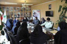 نشست کارگروه پایش و ارزیابی مرجع ملی کنوانسیون حقوق کودک
