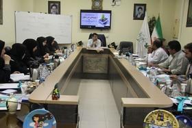 کارگاه آموزشی اقدام پژوهی ویژه  مربیان مراکز استان