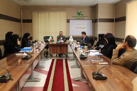 نشست تخصصی مربیان ادبی مراکز کانون آذربایجان شرقی