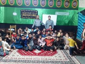 کتابخانهی سیار شهری زاهدان(سیستان و بلوچستان) مهمان دانشآموزان حاشیهی شهر