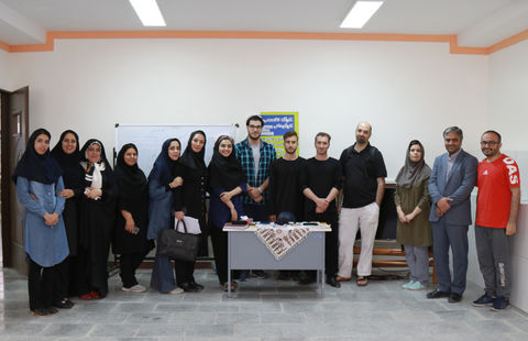 برگزاری کارگاه آموزشی کارگردانی تئاتر در کانون مازندران