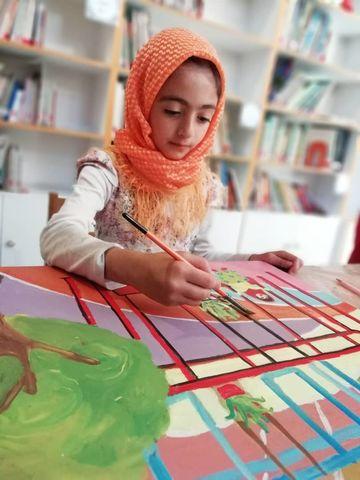 دیپلم افتخار مسابقه بینالمللی نقاشی بلاروس به عضو نوجوان کانون آذربایجان شرقی رسید